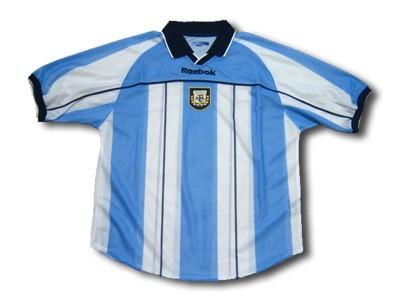 00-01アルゼンチン代表(H)