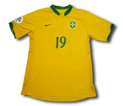 brazil_Juninho_matchworn