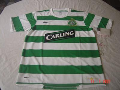 Celtic FC Home 0708