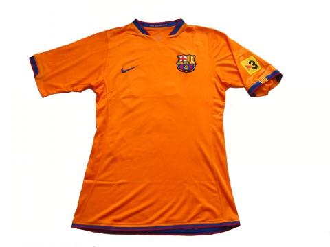 2006バルセロナ(A)サビオラ選手支給品