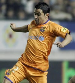 2006バルセロナ(A)サビオラ選手支給品1